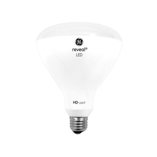 GE Lighting Reveal HD LED  13-watt (65-watt Replacement), 800-Lumen R40 Light Bulb with Medium Base, 1-Pack