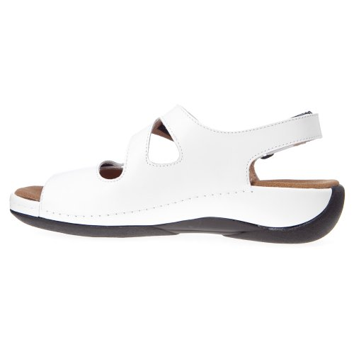 38 Smooth Liana European Women's Wolky Leather White q4pwOvxv