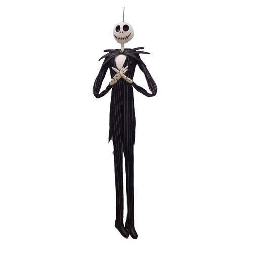 Tim Burton's Nightmare Before Christmas Jack Skellington Hanging Decor -