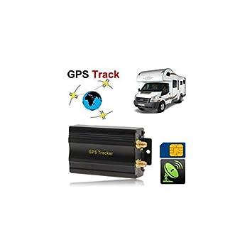 Localizador GPS Localizador GSM SOS llaves antirrobo coche autocaravana: Amazon.es: Electrónica