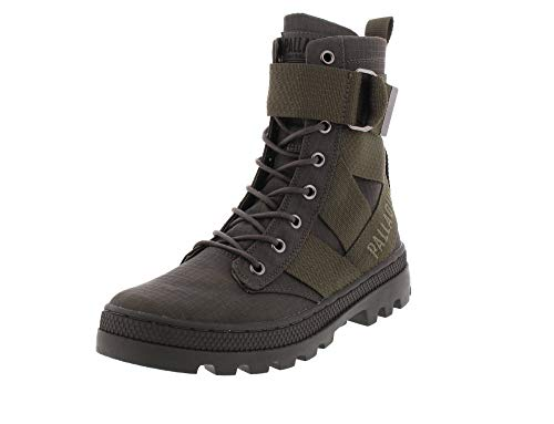 Tact Vetiver Olive Mujer Botas Tx St Slouch Para Night Palladium Pallabosse 6z8nxw5