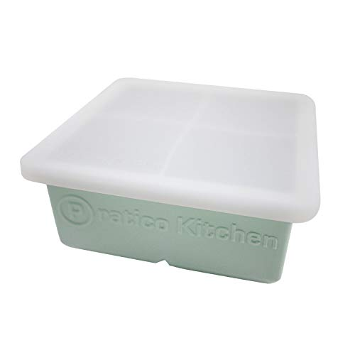 Pratico Kitchen best ice cube trays