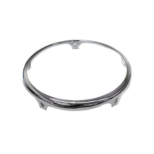 Latin Percussion LP736A 12-1/2-Inch Comfort Curve 2 Conga Rim - Chrome by Latin Percussion