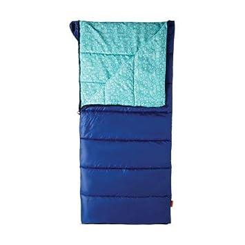 Desconocido Ozark Trail - Saco de Dormir para Acampada Juvenil, Duradero, Suave y Transpirable