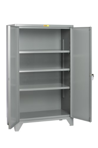 "Dab Giant SSL3-A-3048 High Capacity Storage Cabinet with 3 Adjustable Shelves, 2000 lbs Capacity, 48"" Width x 78"" Climax x 30"" Depth"