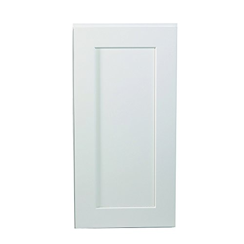 Design House 543124 Brookings Unassembled Shaker Wall 21x36x12, White RTA Kitchen Cabinets by Design House (Image #6)