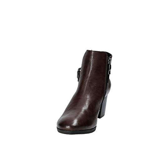 Mujeres 39 Marròn Botas Mally 5404 BcgWw4TqT