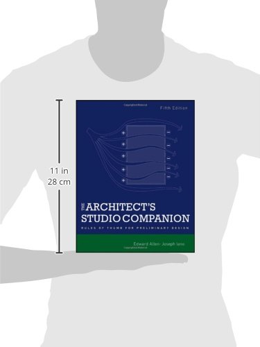 The architect 39 s studio companion rules of thumb for for Office design rules of thumb