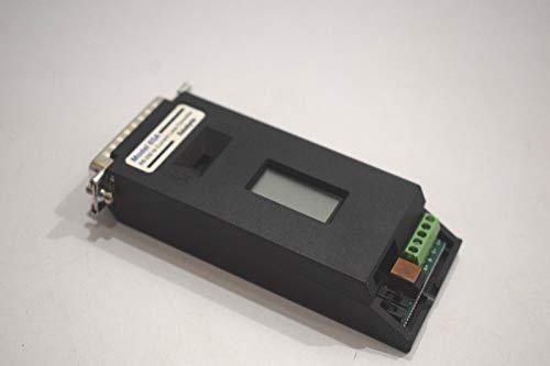 Telebyte 65A RS-232 Current Loop Converter Control Signals and LCD Display