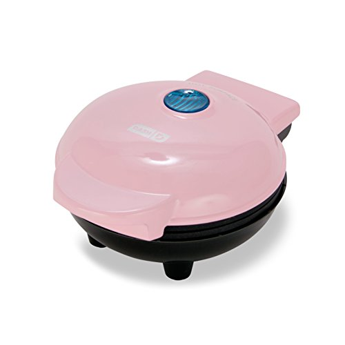 Dash Mini Maker Multi Purpose Grill Pink (Large Image)