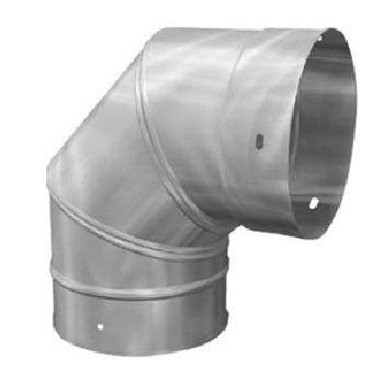 6'' Homeowners Choice 24 Gauge Stainless Steel 90'' Adjustable ()