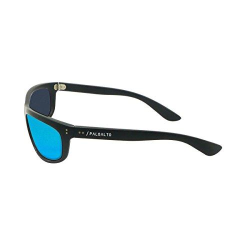 Paloalto Sunglasses P12.4 Lunette de Soleil Mixte Adulte, Bleu