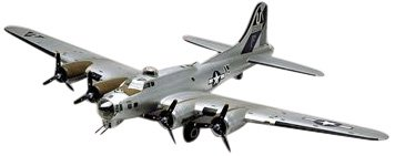 (Revell B17G Flying Fortress 1:48 Scale)