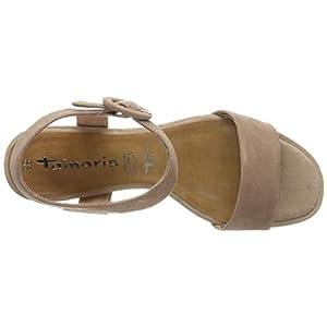 Tamaris 1-1-28324-22 Donna Sandali con Cinturini,Sandali,Sandali con Il Cinturino,Scarpe di Estate,Confortevoli,Touch-IT