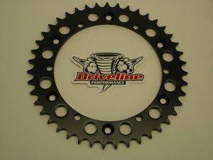 43 Tooth Driveline Performance Yamaha Banshee Rear Sprocket
