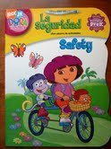 La Seguridad/ Safety: Wipe-off Workbook (Dora the Explorer) (Spanish Edition) (Halloween Safety Activities For Kindergarten)