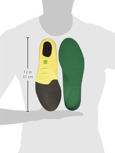 Spenco Polysorb Heavy Duty Maximum All Day Comfort and Support Shoe Insole, Women's 11-12.5/Men's 10-11.5 by Spenco (Image #6)