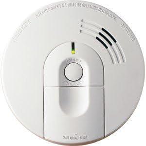 KIDDE i4618 Hardwired Ionization Smoke Alarm with Battery back Up LOT OF 8