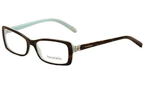 6b1f66d510 Tiffany   Co. TF2091B - 8134 Eyeglass Frame TOP HAVANA BLUE 53mm