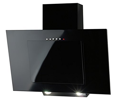 PROMOTION: AKPO Nero BLACK 60cm Chimney Cooker Hood Kitchen Extractor Fan ... …