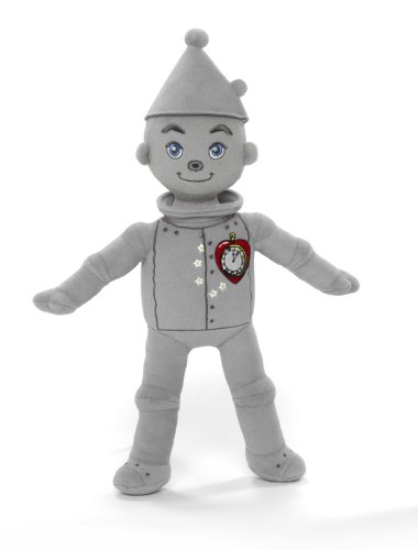 Madame Alexander Tin Man Cloth Doll (Tin Oz Of Wizard Man Heart)