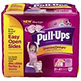 Health & Personal Care : Pull-Ups Training Pants, 3T-4T (32-40 lbs), Disney, Big Pak 50 CT.
