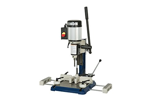 RIKON Power Tools 34-255 Bench Top Mortise with Table Extensions by RIKON Power Tools