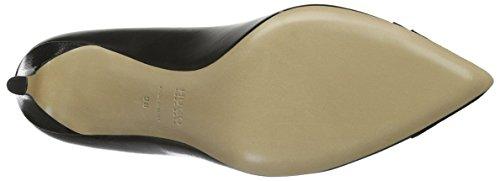 Hugo Ballin 10191387 01, Zapatos de Tacón Mujer Negro (Black 001)