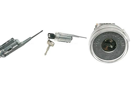 Standard Motor Products US253L Ignition Lock Cylinder