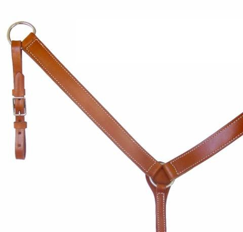 Circle Y Straight Breast Collar Circle Y Saddles Inc