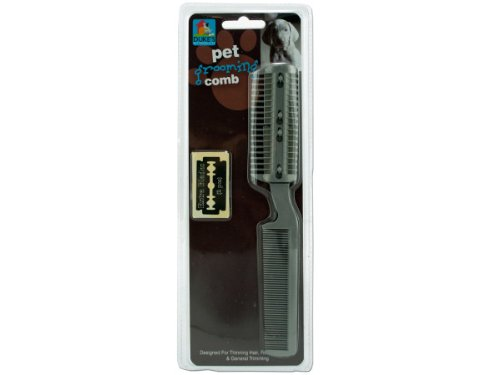 Pet Grooming Comb - Pack of 72