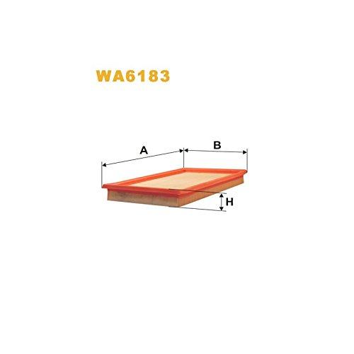 Wix Filter WA6183 Air Filter: