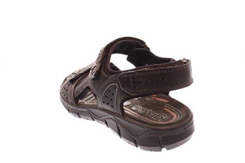 IGI & Co Herren Sandale 15726 nero (Schwarz) 5726
