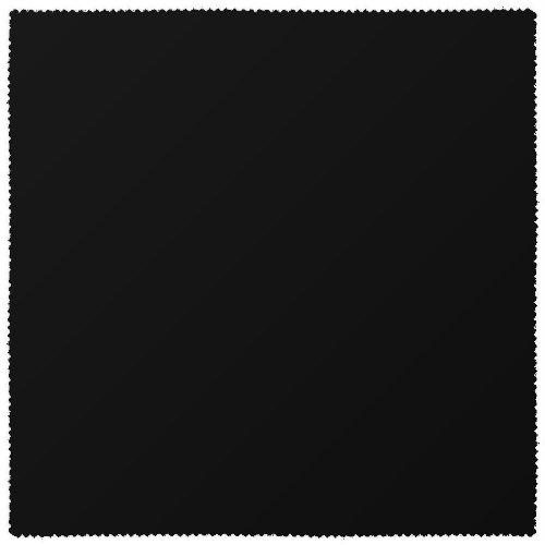 Prestige Furnishings Suede Futon Cover, Full, Black