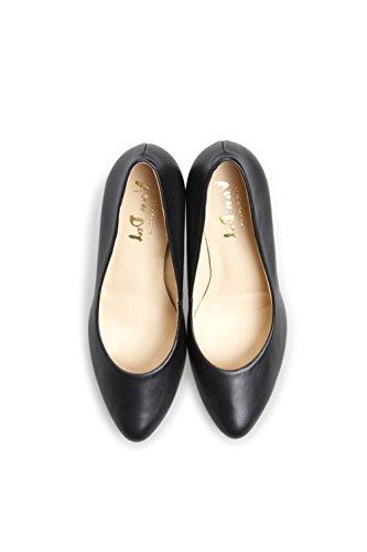 Maple Black Dal Van Toe Women's Black Closed Heels Ywax4Eqx