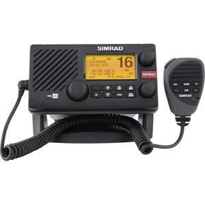 Simrad VHF, RS35, w/DSC, AIS, PA & Opt. Remote