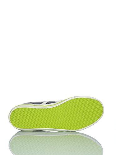Blu Ginnastica Scarpe Lime Bianco da GS Aaron Navy Asics 6RqXz