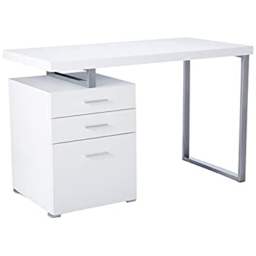 Monarch 48 Computer Desk with Filing Drawer (VM-7027)