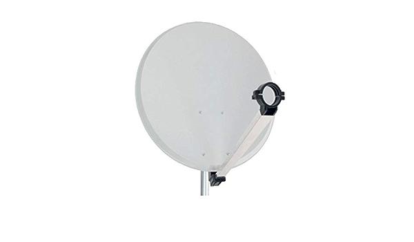 Antena Parabólica Offset 60cm Blanca de Satélite Rover ...