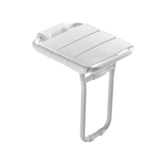Pared de montaje plegable silla de baño-asiento de ducha con patas-Xuanguan pasillo baño ducha sala de baño taburete pared...