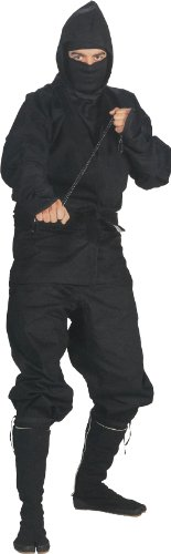 BladesUSA 201S-Blk Kung Fu Uniform, Black,