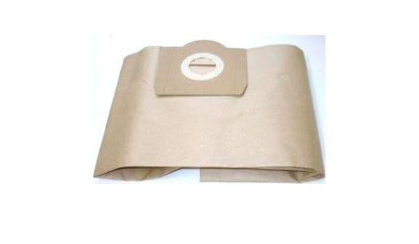 First4spares bolsas de polvo para Parkside de imán aspiradoras ...