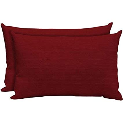 Better Homes And Gardens Outdoor Patio Lumbar Toss Pillow Set Of