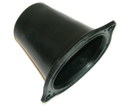 (I-8-6) Inline Tube Clutch Rod Boot Compatible with 1967-69 GM F-Body Camaro and Firebird, 1968-75 GM X-Body Nova and Ventura