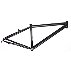 "13"" MARIN MUIRWOODS 26"" Triple Butted Chromoly City Urban MTB Bike Frame NOS NEW"