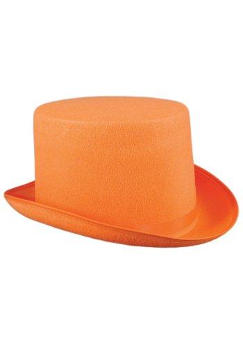 [HMS Top Hat, Orange] (Orange Hat Costume)