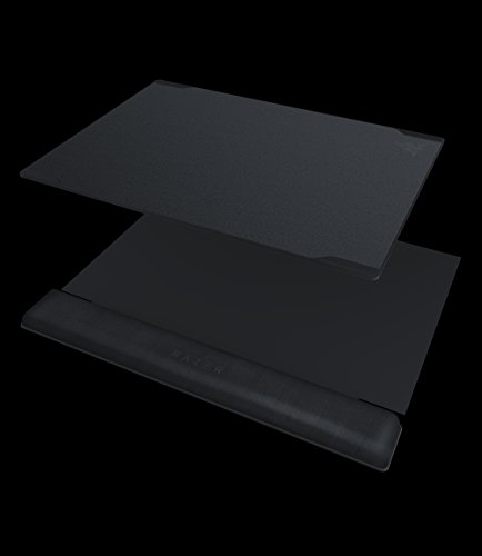 Razer Vespula V2 - Dual Surface Hard Gaming Mouse Mat - Memory Foam Wrist Rest Mouse Pad - Speed & Control by Razer (Image #1)
