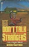 Dont Talk Strangers, Beverly Hastings, 0515055522