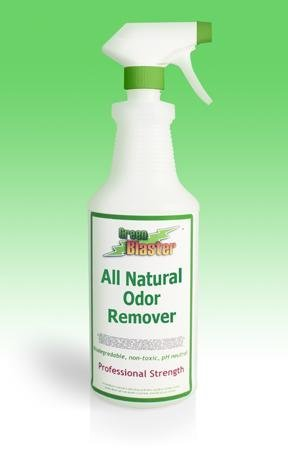 Green Blaster Products GB8OD All Natural Odor Remover 8oz Spray