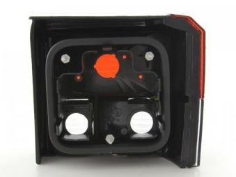 at72545/ 91/ Bj /Faros traseros para VW Bus T4/Tipo 70.. /04/negro rojo